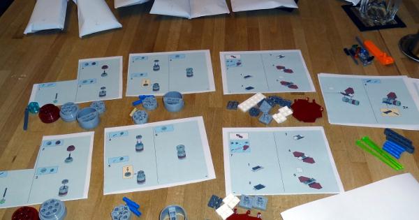 LEGO Star Wars Adventskalender 2014 alternative diy selber machen jedi scout fighter 75051 foto selbst gestalten guide anleitung