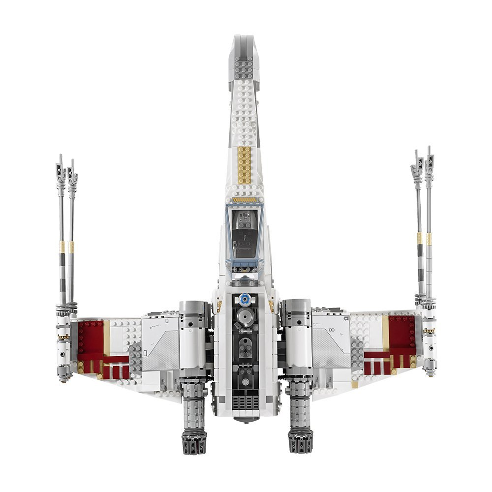 lego 10240 star wars x wing red five starfighter ucs